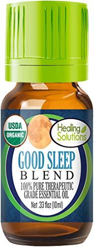 Best healing solutions blends