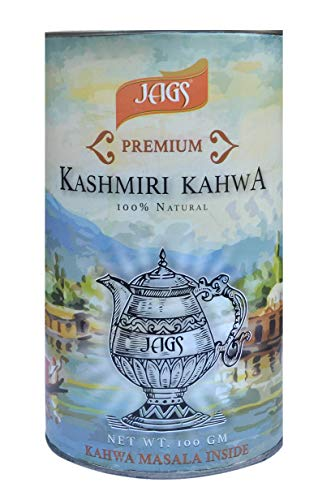 Kashmiri Kahwa Tea - indian Chai 100Gm (3.52 OZ)