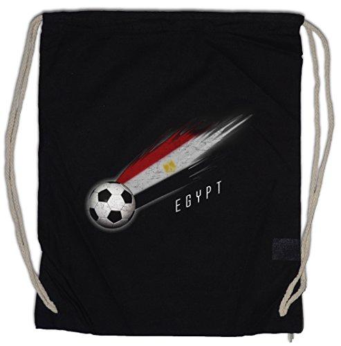 Urban Backwoods Egypt Football Comet Turnbeutel Sporttasche