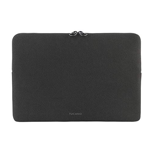 Tucano Crespo Sleeve Case for MacBook Pro 16' and Laptop 15.6' Neoprene, Anti Slip System Against Accidental Drops