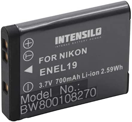 Intensilo Li Ion Akku 700mah Für Kamera Camcorder Elektronik