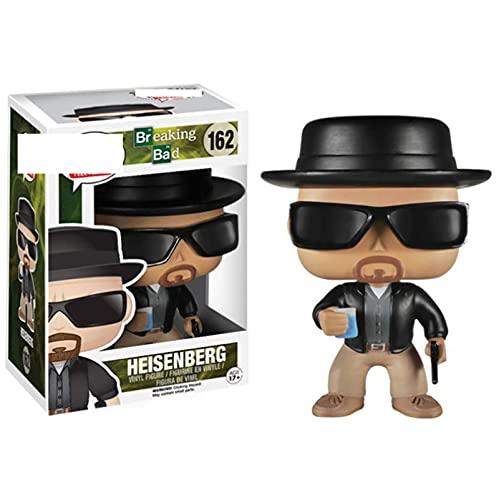 SDFM Figuras Pop Breaking Bad Heisenberg # 162 Figura De Acción Modelo De Vinilo De Juguete para...