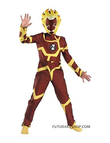 Costume Ben 10 - Inferno