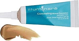 Illuminare Concealing Mineral Foundation - Sienna Sun - 0.5 oz