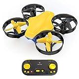 SNAPTAIN SP350 Mini Drohne, Quadrocopter mit 3 Akkus für 21 Minuten Flugzeit, RC
