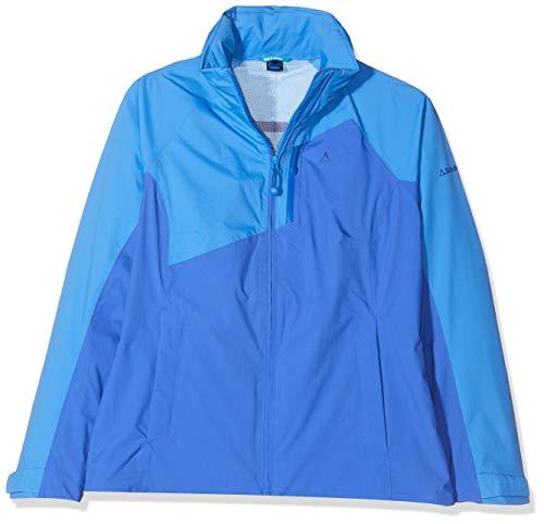 Schöffel Damen ZipIn Jacke Skopje2 Fleecejacke, Palace Blue, 48
