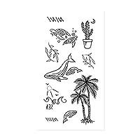 [TATTIST] Premium Temporary Tattoos [PRO] (NINI - Nature)