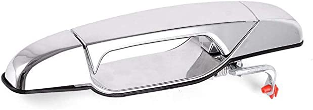 Eynpire 8522 Exterior Outside Outer Front Right Passenger Side Chrome Door Handle for GMC Cadillac Chevrolet 2007 2008 2009 2010 2011 2012 2013