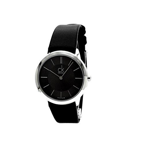 Minimal Uhr Black Dial Men's Watch K3M221C4