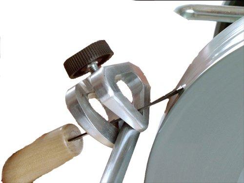 Tormek SVS-38 korte houder voor gereedschapsslijpen, voor gereedschap tot 3,8 cm breed