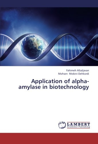 Application of alpha-amylase in biotechnology