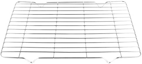 First4spares Grill Pan Grid / Mesh Rack for Hotpoint Ovens / Cookers