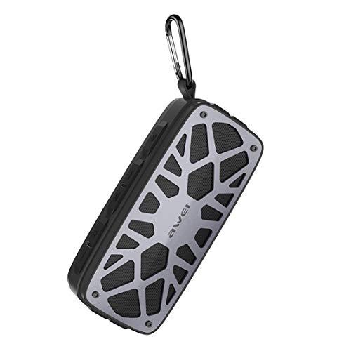 HIOD Y330 Bocina Bluetooth Portátil Al Aire Libre Inalámbrico 2 Cuerna Micrófono Incorporado,...