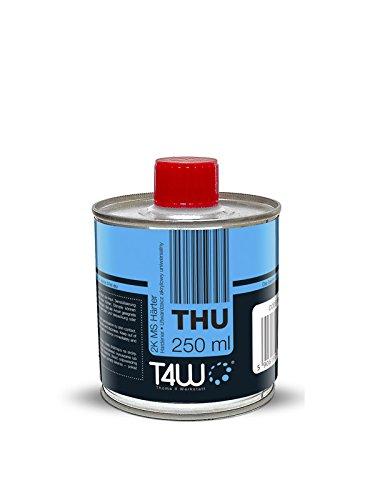 T4W THU Universal Härter für Autolack - 0,25 Liter (59347)