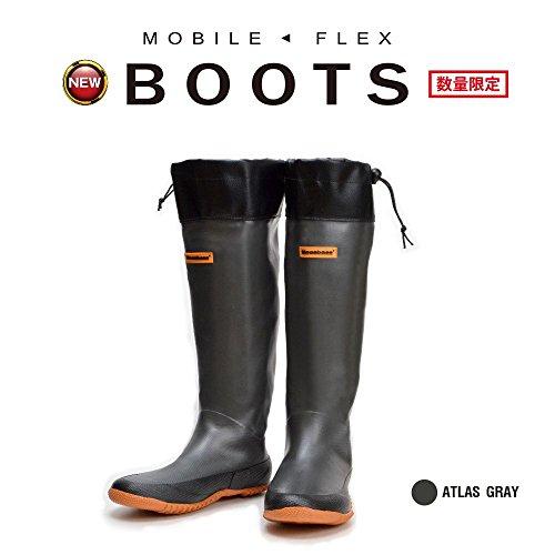 メガバス(Megabass) MOBILE FLEX BOOTS(モバイルフレックスブーツ) L(26cm) 34901