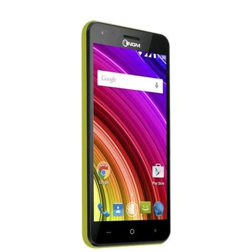 NGM You Color E507 Plus Lime 8 GB Dual Sim Display 5  Slot Micro SD Fotocamera 5 Mpx Android Italia