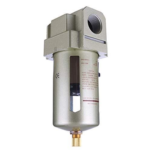 """1/2"""" Druckluft Wartungseinheit Druckminderer für Kompressor 0,040mm"""