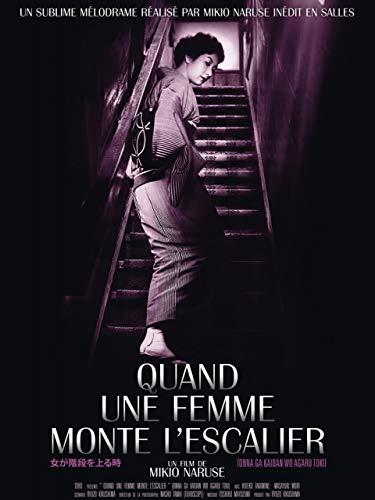 Quand une femme monte lescalier