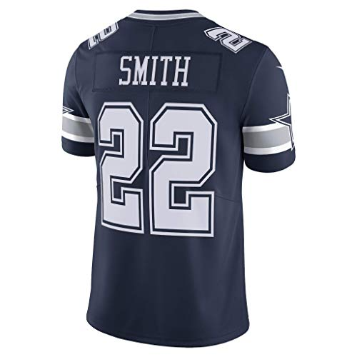NFL Dallas Cowboys Emmitt Smith Nike Limited Jersey, Navy, XL