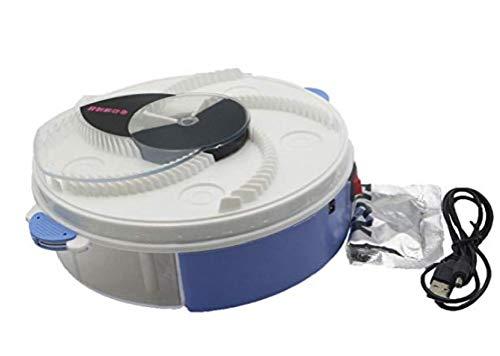 AAGOOD-USB-Fliegenfalle, Fliegenfänger für Hausfliegen, für Outdoor/Indoor Parteien und cookouts.Home Zubehör (USB Powered)