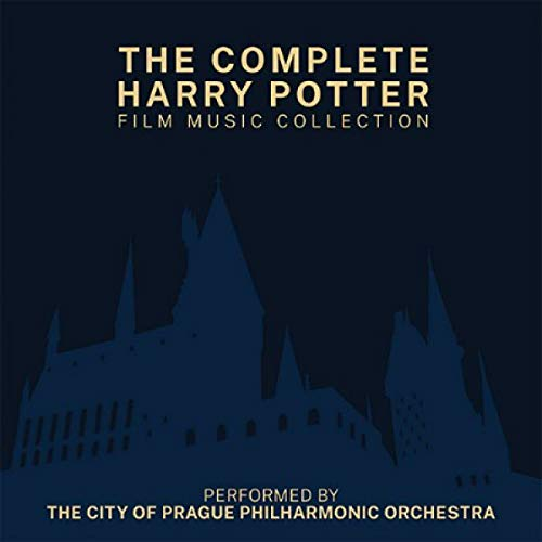 The Complet Harry Potter Film Music Collection [Vinilo]