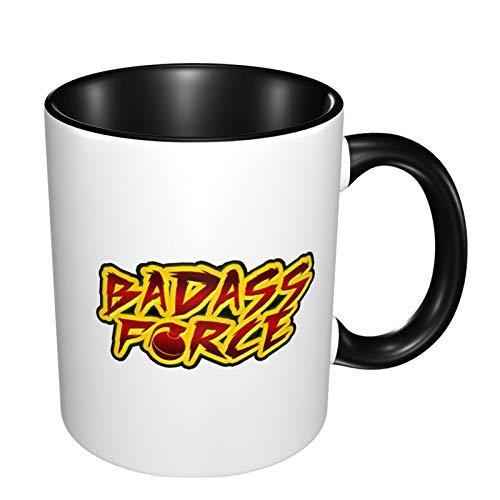 BAD ASS 44 Ceramic Coffee Mugs Cup Ceramic Coffee Mugs Coffee Tea Mug Set Bar Pub Garage Diner Cafe Home Home Hanukkah 11 Oz