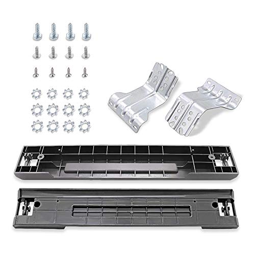 Appliance Pros SKK-7A Stacking Kit for all Samsung 27 inch wide Washer and Dryer - Front Load Laundry Pairs