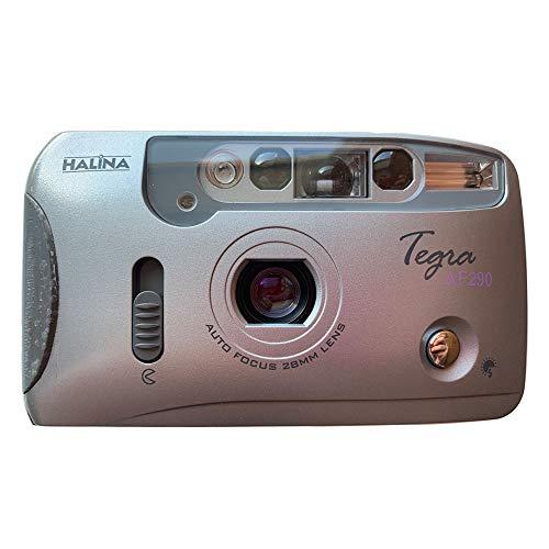 Halina Tegra AF290 35mm Film Camera Compact Point...
