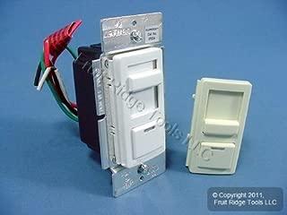 Leviton White Almond Dimmer Switch 3-Way Low Voltage