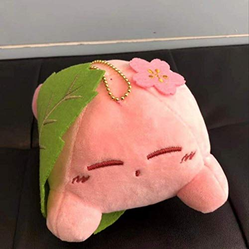 FGBV R weiches Spielzeug 1 stück neu kreative EIS Kirby plüschtier Spielzeug rosa kirschblüte Sakura Kirby Spiel Charakter weich gefüllte Spielzeug Geschenk Manmiao