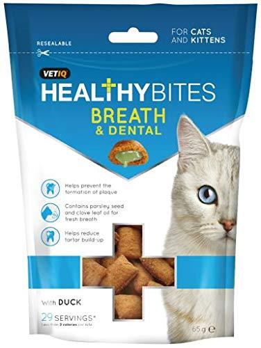 Mark &Chappelle CMZ2213 Breath & Friandises pour les soins dentaires pour les chats