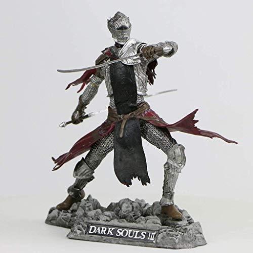 Yubingqin Dark Souls □ Figura de acción Figura de acción de Red Knight Figma del Juego Dark Souls Collectibles los 24CM