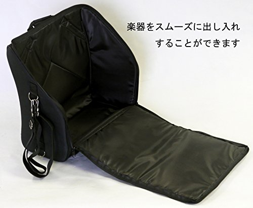 トンボ楽器製作所ピアノ式アコーディオン『GT-60BGrandaile』