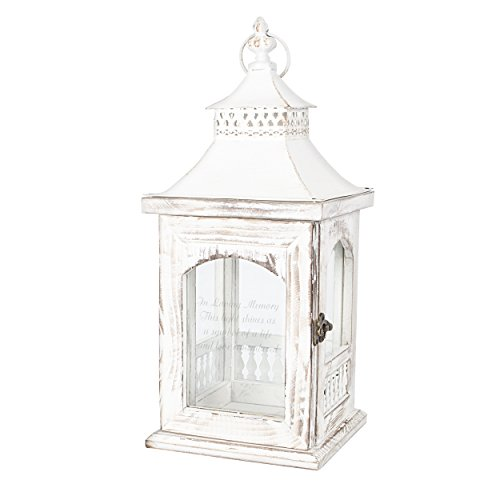 Rustic Memorial Lantern