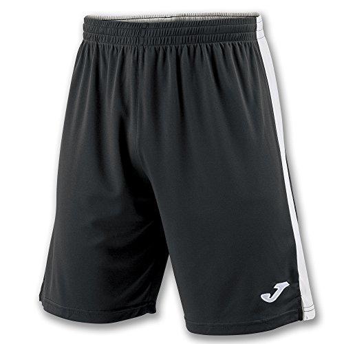 Joma Tokio II Pantalones Cortos, Hombre, Multicolor (Negro Blanco), XL
