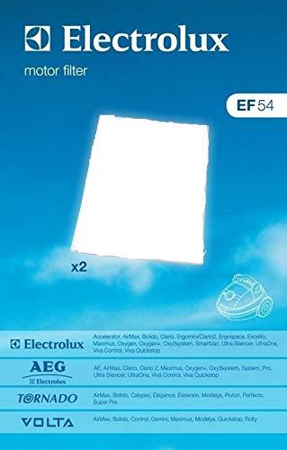 Menalux Electrolux EF54 Staubsaugerzubehör für 2 Motorfilter