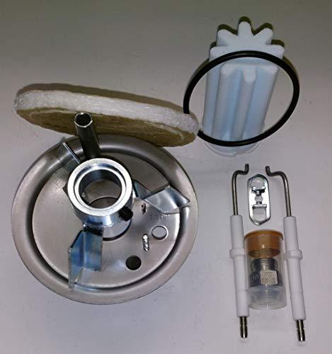 Buderus Mischsystem komplett Set 1.1 HP BRE 1.1-21 kW geeignet für schwefelarmes Heizöl mit Anleitung