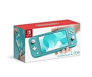 【マリオ35周年キャンペーン対象】Nintendo Switch Lite ターコイズ