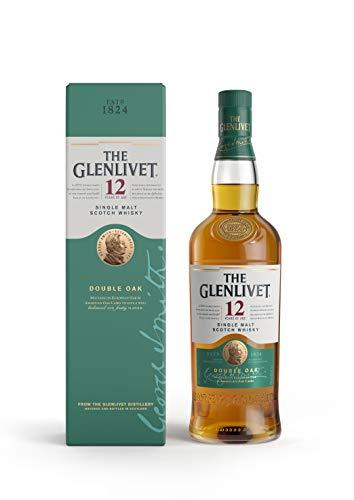 The Glenlivet 12 años Whisky Escocés de Malta Premium, 700