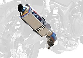 オーヴァーレーシング(OVERRACING) フルエキゾーストマフラー TT-Formula コンプリート 2-1 YZF-R25 25-35-01