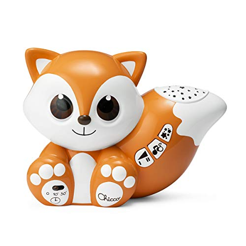 Chicco Floresta Mágica Foxy Projector Colorido
