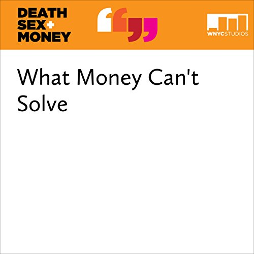 What Money Can't Solve audiobook cover art