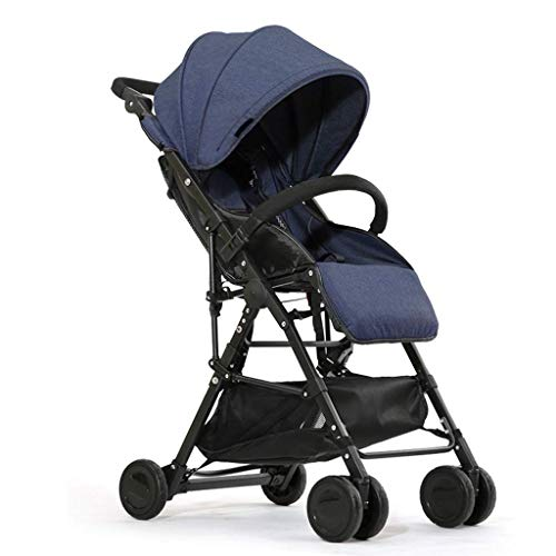 Best Bargain Lightweight Baby Carriage,Travel System, Baby Stroller, Extra-Large Storage, Durable ...