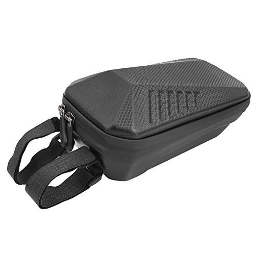 DAUERHAFT Bolsa Colgante Frontal para Scooter, Conveniente para almacenar la mayoría de los artículos para Montar(X6-2L)