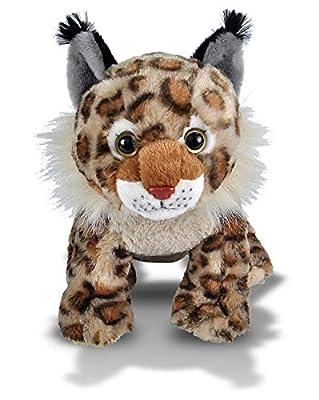 Wild Republic Bobcat Plush, Stuffed Animal, Plush Toy, Gifts for Kids, Cuddlekins 12 Inches from Wild Republic