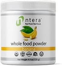 banana flavour powder