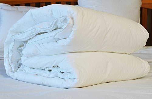 MAASS Comfortable Soft Warm DUVET QUILT Anti Allergy (POLYPROPYLENE) 15 Tog (King)