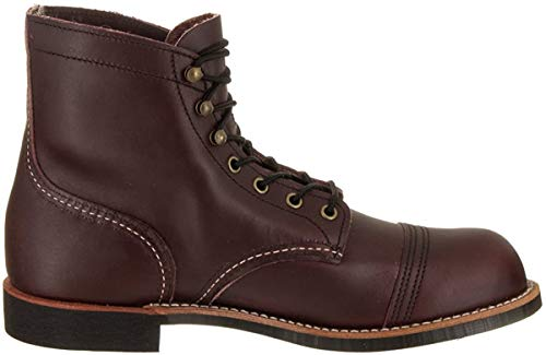 Red Wing Iron Ranger Stiefelletten/Boots Hommes Bordeaux - 42 1/2 - Boots