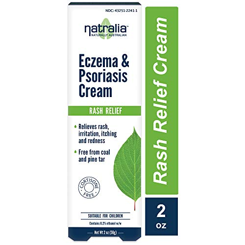Natralia Eczema & Psoriasis Relief Creme, 1er Pack (1 x 60 ml)