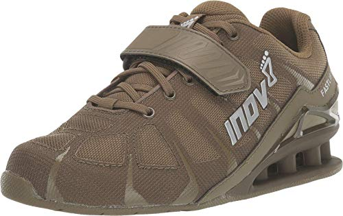 Inov-8 Womens Fastlift 360 - Weightlifting Shoes - Khaki - 11